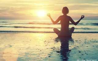 Описание исцеляющих мудр йоги для пальцев с выполнением
