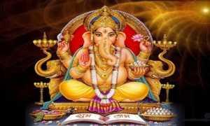 Ганеша с головой слона – бог богатства, удачи и мудрости