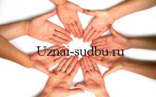 Линии на руке — определение судьбы с помощью хиромантии