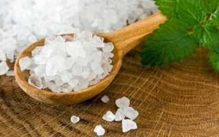 Заговор на соль, его особенности и разновидности