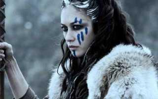Гальдраставы – исландские руны и их применение