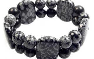 Камень обсидиан – свойства и значение для человека