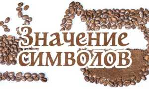 Гадание на кофе – значение символов и фигур